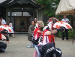 地蔵寺公演