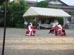 地蔵寺公演3